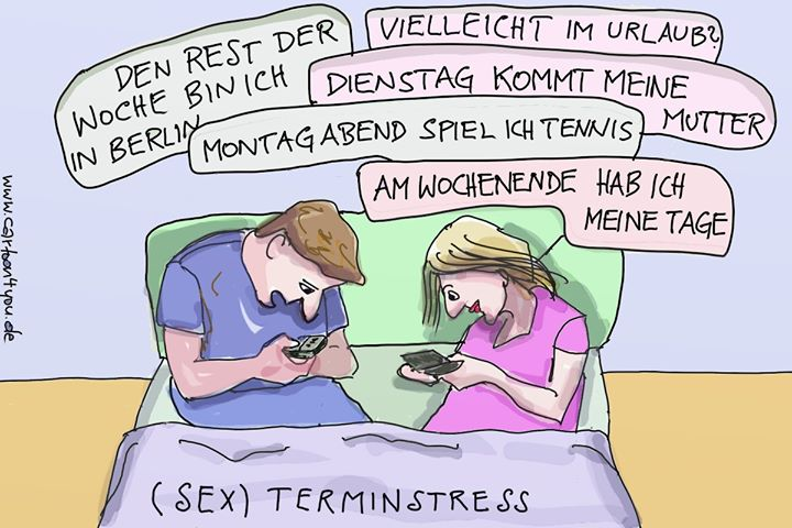 Dating in der Ordnung